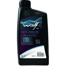 Антифриз Wolf ANTI-FREEZE LONGLIFE G13 1л