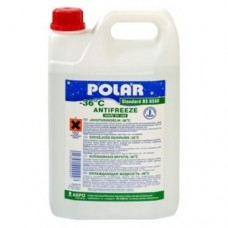 Антифриз Engine Coolant concentrate POLAR Standard BS 6580 10л
