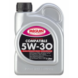 Моторное масло Meguin COMPATIBLE SAE 5W-30 1л