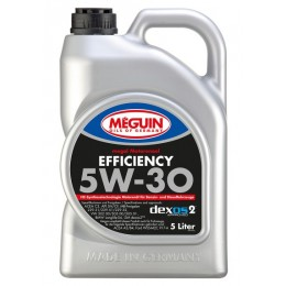 Моторное масло Meguin EFFICIENCY SAE 5W-30 5л