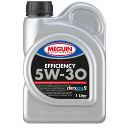Моторное масло Meguin EFFICIENCY SAE 5W-30 1л