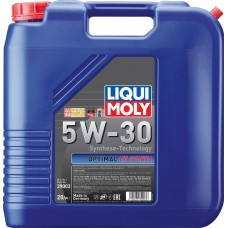 Моторное масло Liqui Moly Optimal HT Synth 5W-30 20л
