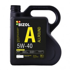 Моторное масло BIZOL Allround 5W-40 4л