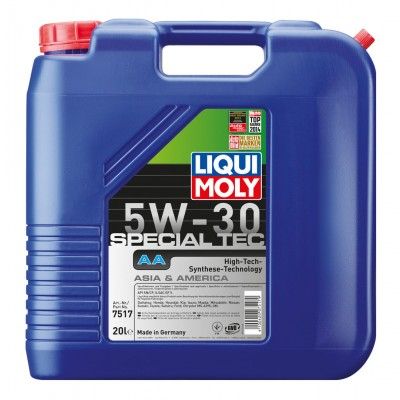 Моторне масло Liqui Moly Special Tec АА 5W-30 20л