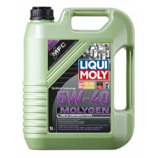 Моторное масло Liqui Moly Molygen New Generation 5W-40 5л