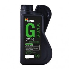 Моторное масло BIZOL Green Oil 5W-40 1л
