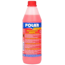 Антифриз Engine Coolant concentrate POLAR Premium Longlife (G-12+ красный) 1л