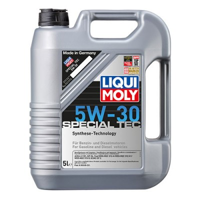 Моторне масло Liqui Moly Special Tec 5W-30 5л