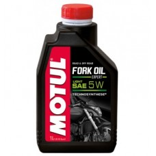 Вилочное масло MOTUL Fork Oil Expert Light SAE 5W 1л