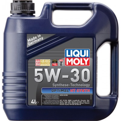 Моторне масло Liqui Moly Optimal HT Synth 5W-30 4л