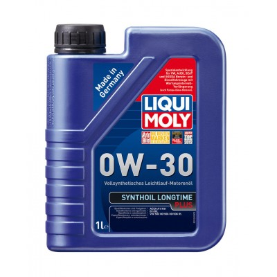 Моторне масло Liqui Moly Synthoil Longtime Plus 0W-30 1л