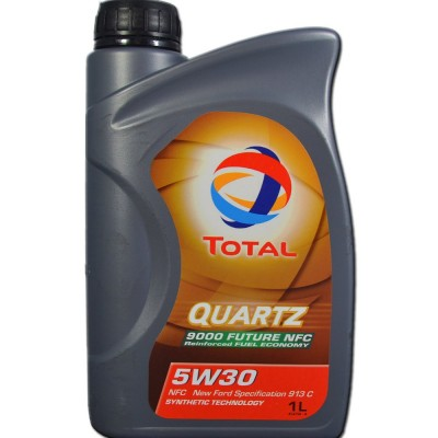 Моторное масло Total Quartz 9000 Future NFC 5W-30 1л