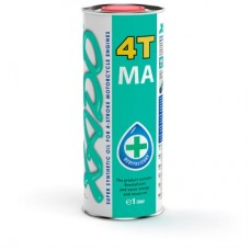 Моторное масло XADO Atomic Oil 10W-40 4T MA SuperSynthetic 60л