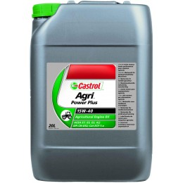 Моторное масло Castrol Agri Power Plus 15W-40 20л