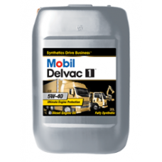 Моторное масло Mobil Delvac 1 5W-40 20л