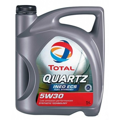 Моторное масло Total Quartz INEO ECS 5W-30 5л