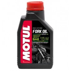 Вилочное масло MOTUL Fork Oil Expert Medium/Heavy SAE 15W 1л