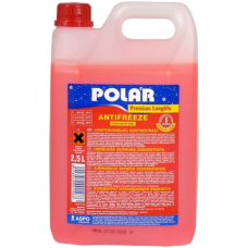 Антифриз Engine Coolant concentrate POLAR Premium Longlife (-72 Концентрат) 2,5л