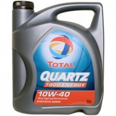 Моторное масло Total Quartz 7000 Energy 10W-40 5л