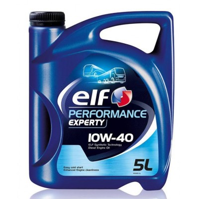 Моторное масло Elf Performance Experty 10W-40 5л