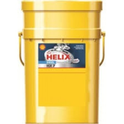 Моторное масло Shell Helix Diesel HX7 10W-40 20л
