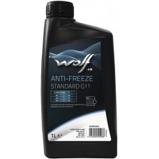 Антифриз Wolf ANTI-FREEZE STANDARD G11 1л
